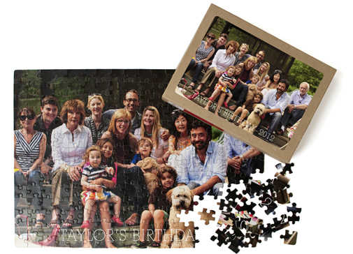 Image of Photo Puzzle – 252 Pieces