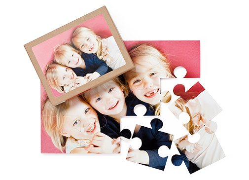 Image of Photo Puzzle – 12 Pieces
