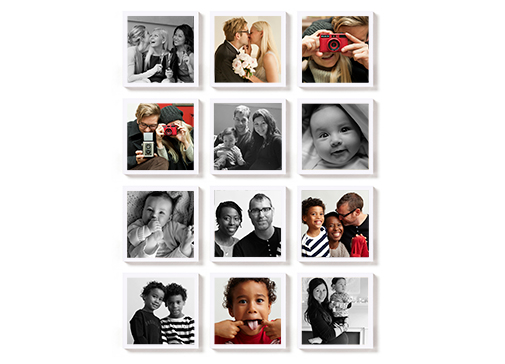 Image of Photo Magnet Set